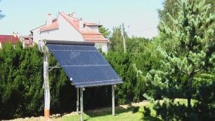 kolektory słoneczne rurowe