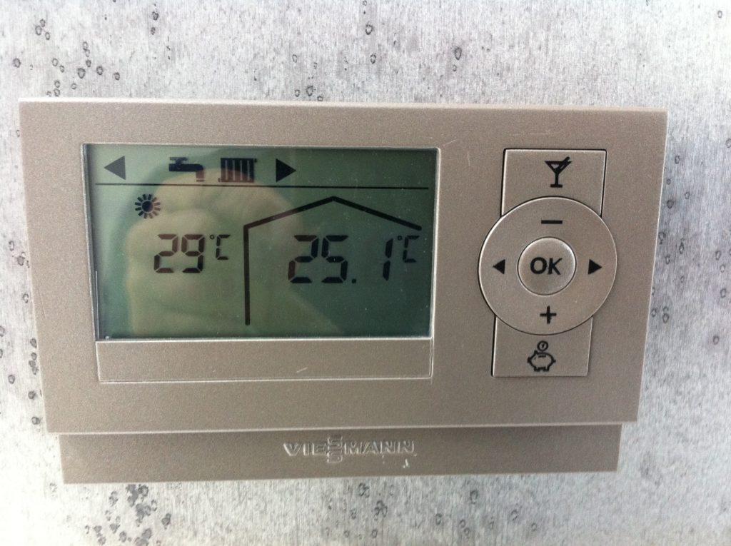 pompa ciepła panel